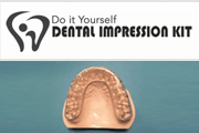 �Do It Yourself� � Dental Impression Kit