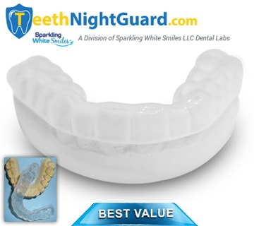 Soft Flexible Night Guard | 3mm thick