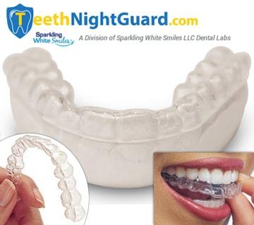 Ultra Thin Hard Acrylic .040'' Day/Night Guard