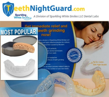 Professional Extra Durable Pro Form Custom Night Guard | 3mm thick